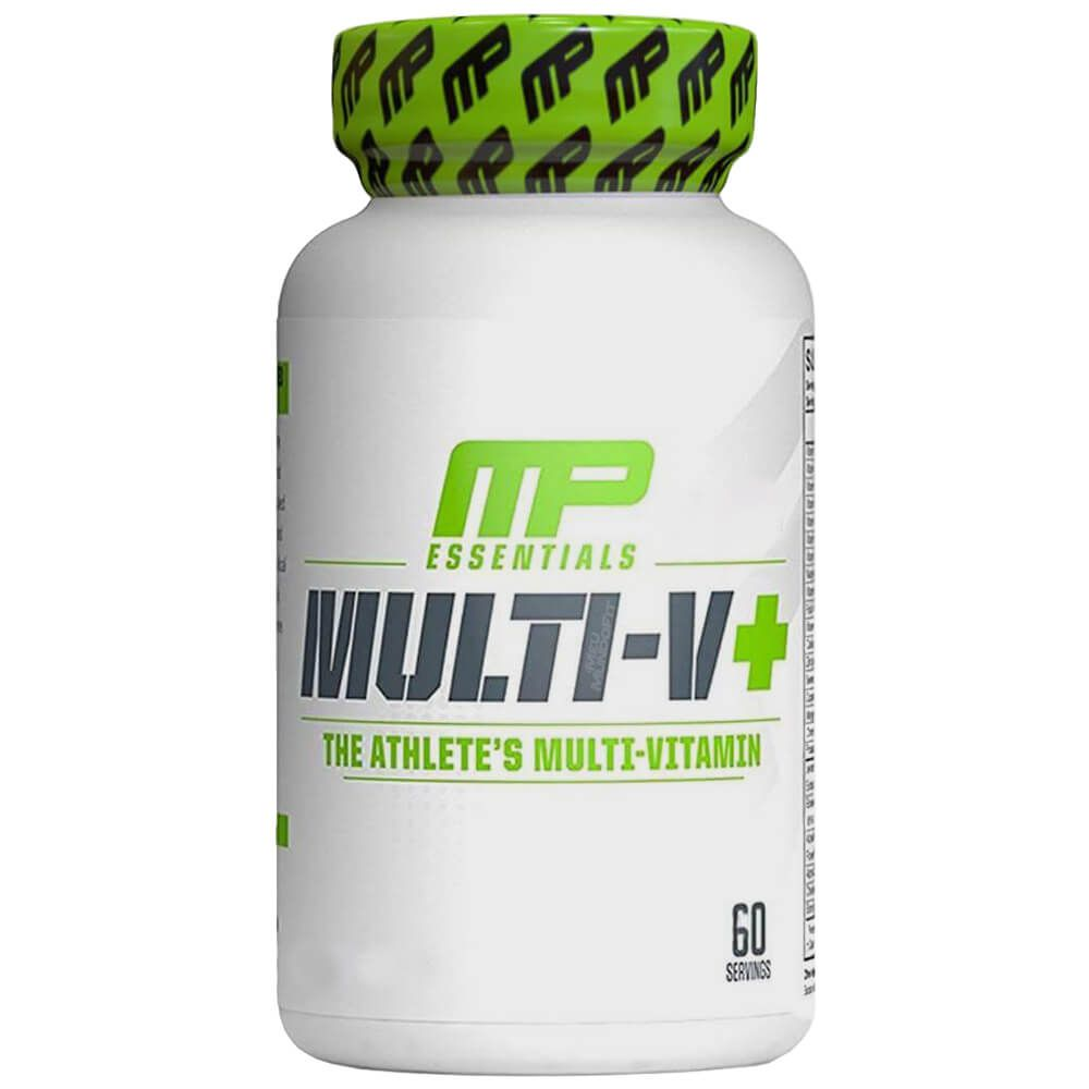 Multi-V+ 60 Caps. - Muscle Pharm