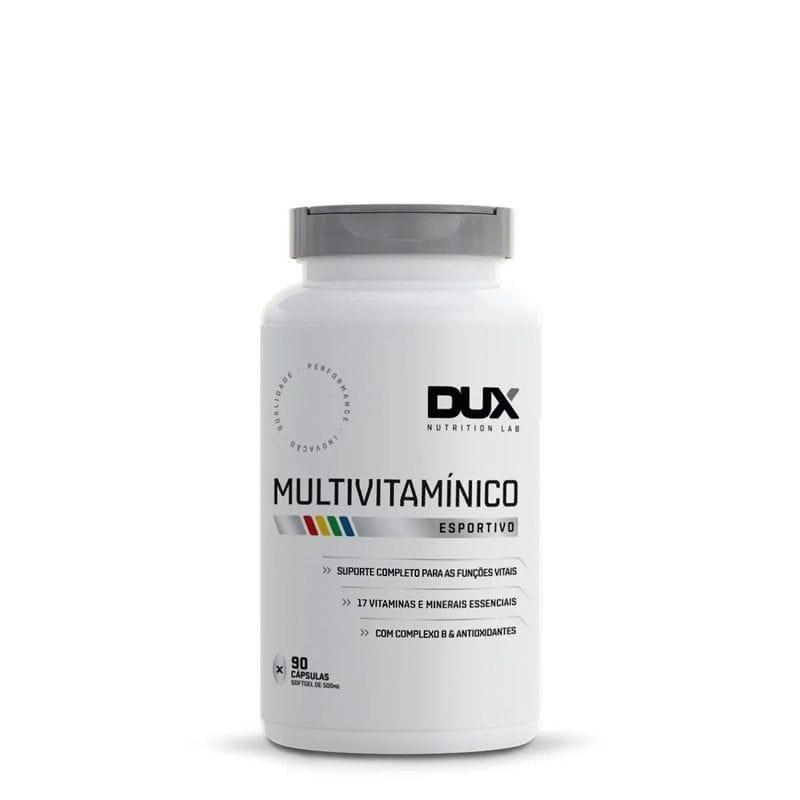Multivitamínico Esportivo 90 Caps. - DUX Nutrition