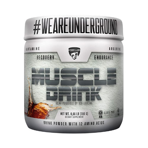 Muscle Drink And More 300g - Under Labz