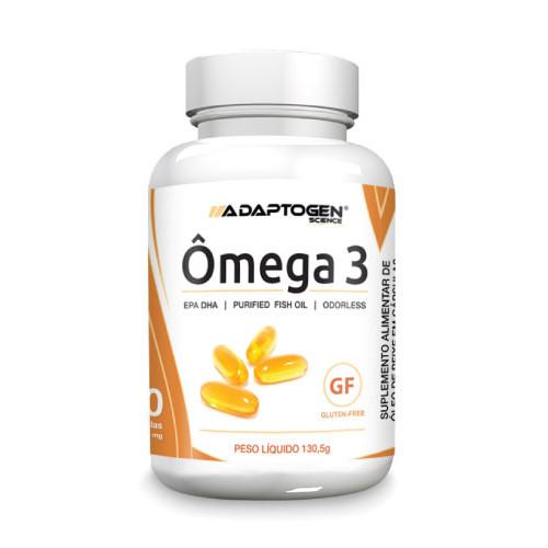 Omega 3 1000mg 90 Caps - Adaptogen