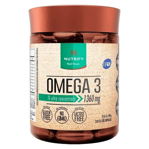 Omega 3 60 Caps - Nutrify