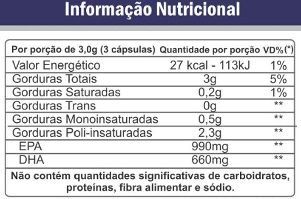 Omegafor Plus 120 Caps. - VITAFOR