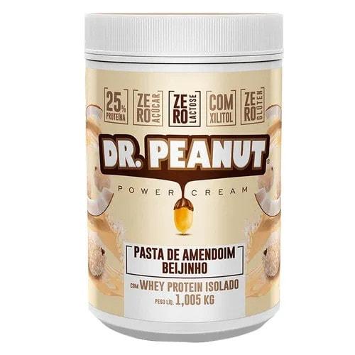 Pasta de Amendoim Beijinho com Whey 1,005kg - Dr. Peanut