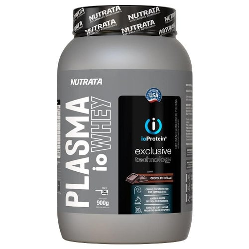 Plasma IoWhey 900g - Nutrata