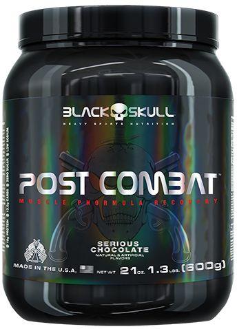Post Combat 600g - Black Skull