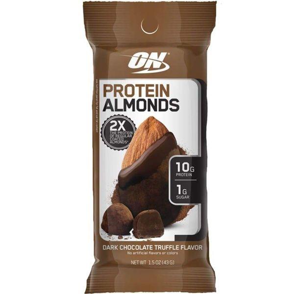 Protein Almonds 43g - Optimum Nutrition