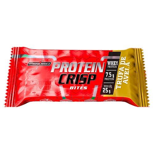 Protein Crisp Bites Un 25g - Integralmedica (Sabores Diversos)