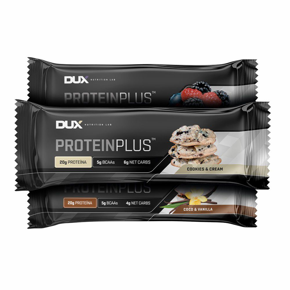 Protein Plus 70g Uni. - DUX Nutrition