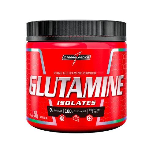 Pure Glutamine Isolates 300g - Integralmedica
