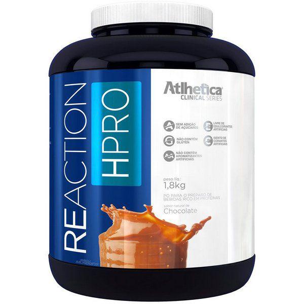 Reaction HPRO 1,8Kg – Atlhetica