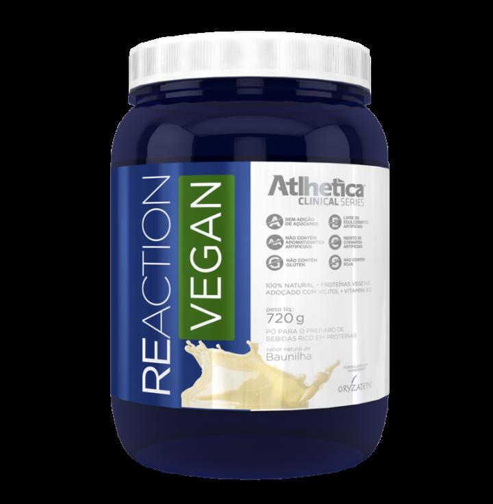 Reaction Vegan 720g - Atlhetica