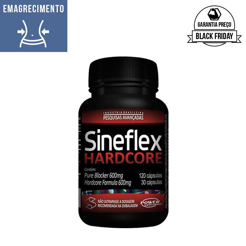 Sineflex Hardcore 150 Caps. - Power Supplements