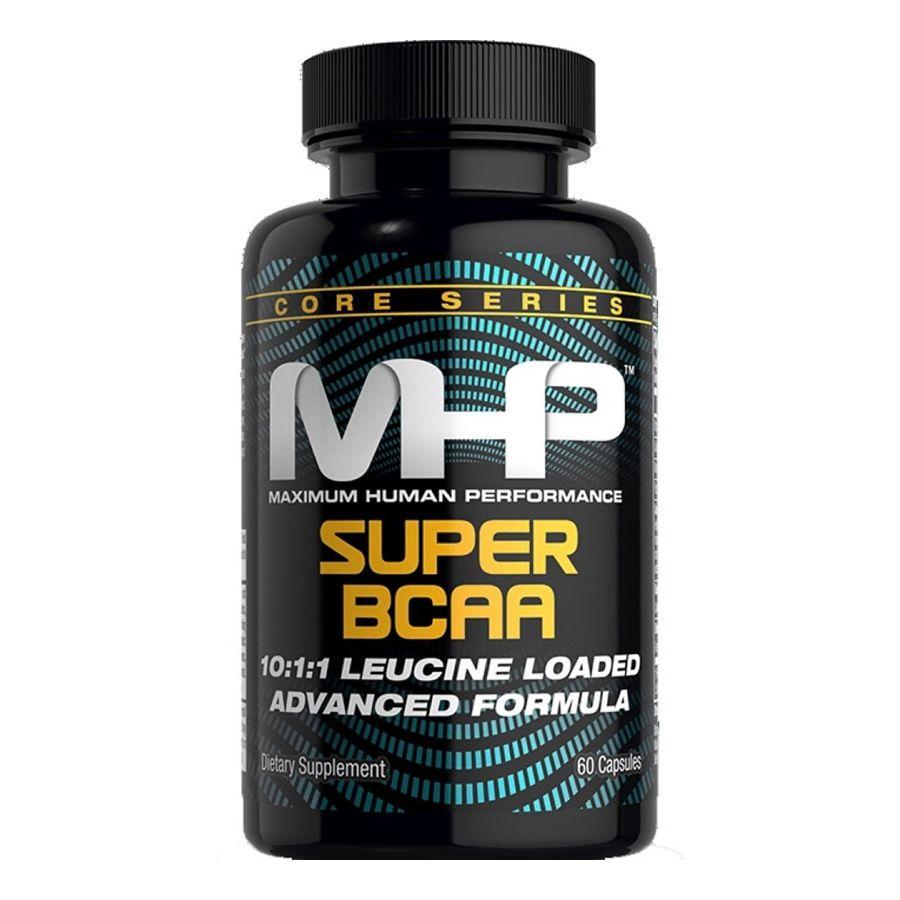 Super BCAA 60 Caps. - MHP