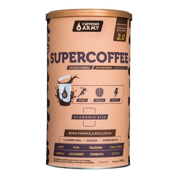 SuperCoffee Tradicional Economic Size 380g - Caffeine Army