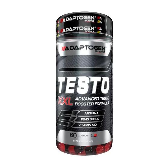 Testo XXL 60 Caps - Adaptogen