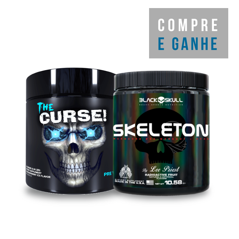 The Curse 50 Doses + Skeleton 150g