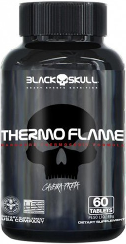 Thermo Flame (60 Tabs.) - Black Skull