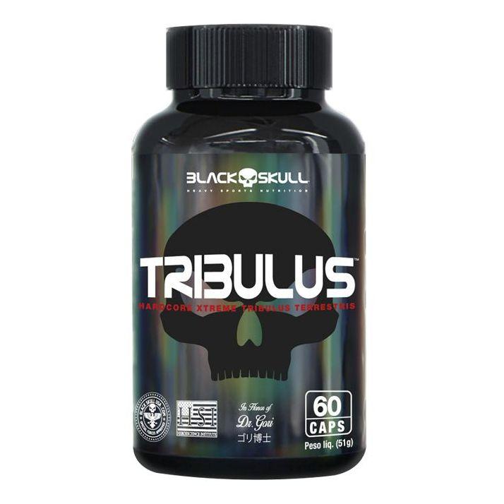Tribulus 60 Caps. - Black Skull