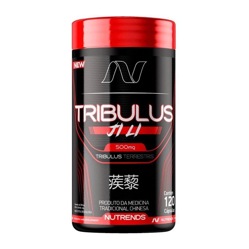 Tribulus Ji Li 500mg 120 Caps. - Nutrends