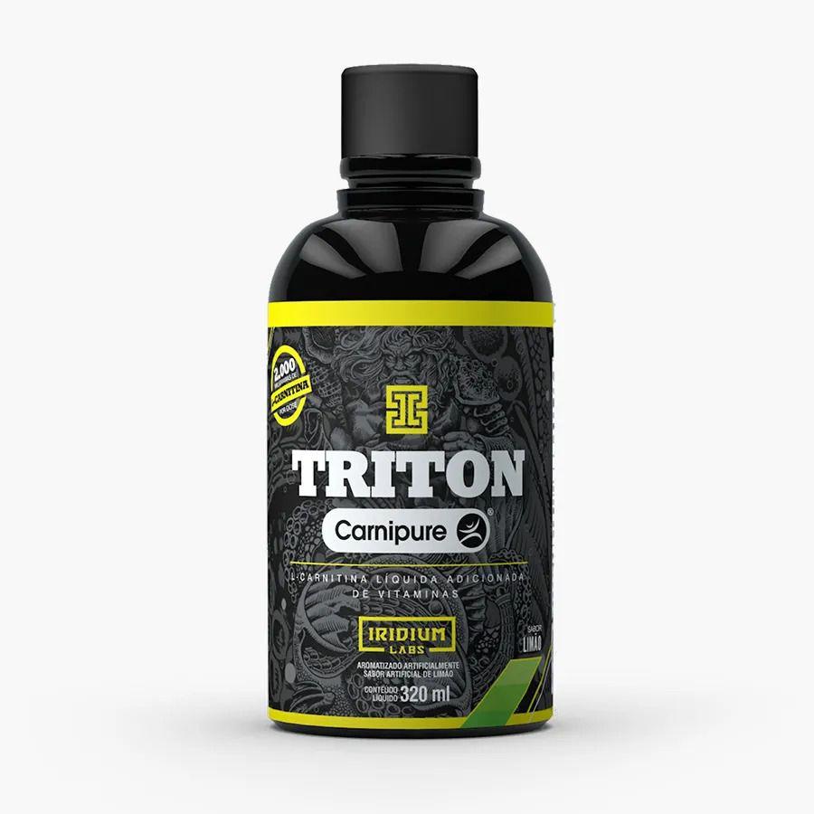 Triton L-Carnitina 320ml - Iridium Labs