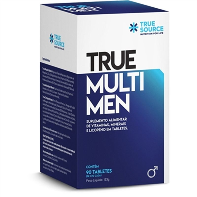 True Multi Men 90 Tabs. - True Source