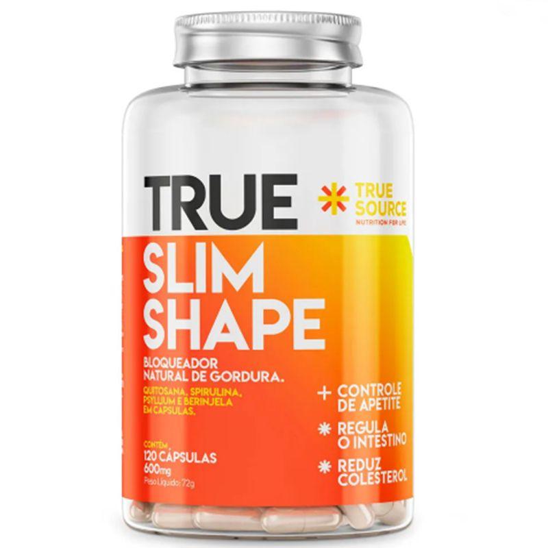 True Slim Shape 600mg 120 Caps - True Source