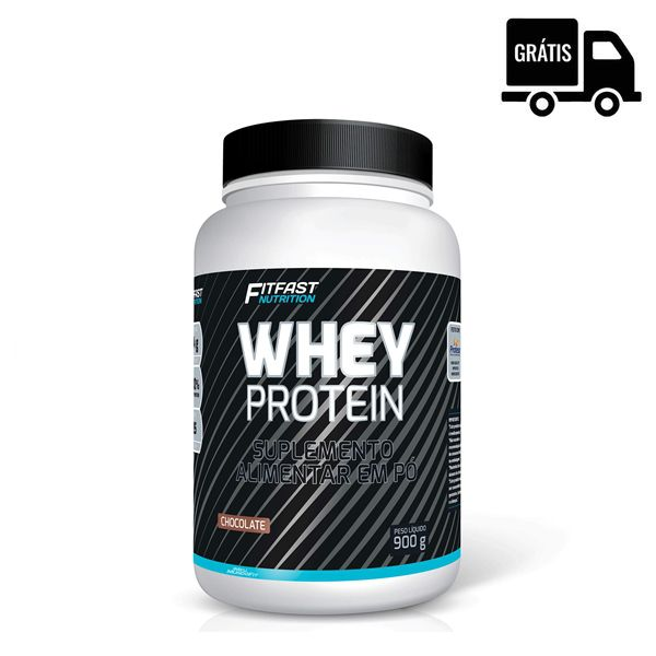 1e2dad38f Whey Protein 900g - Fit Fast - BC Suplementos ...