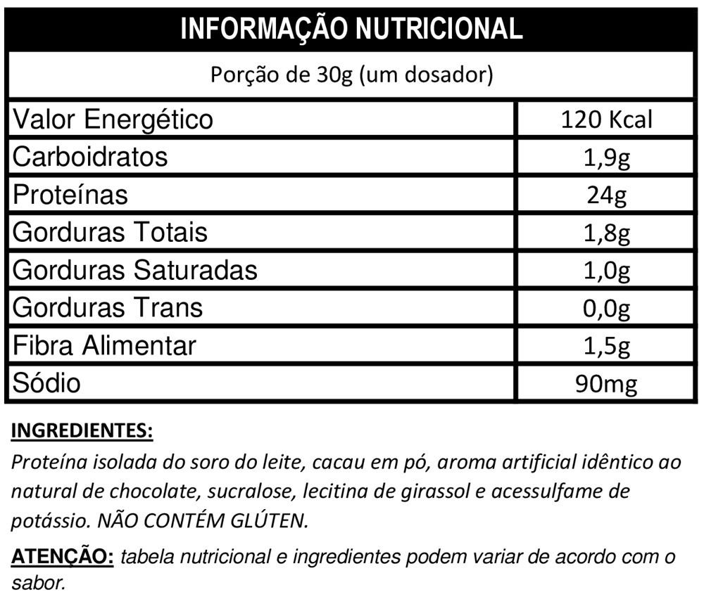 Whey Protein Isolado 1,8Kg - DUX Nutrition