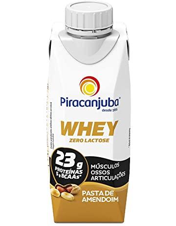 Whey Zero Lactose 250ml - Piracanjuba