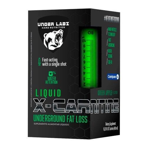 X-Carnitine 480ml - Under Labz