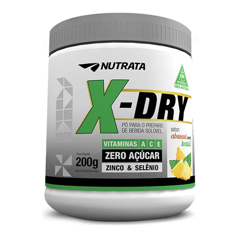 X-Dry 200g - Nutrata