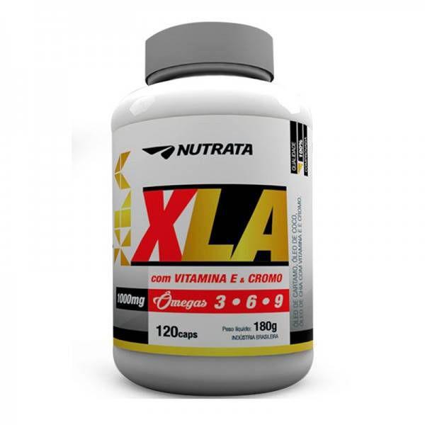 XLA 120 Caps. - Nutrata
