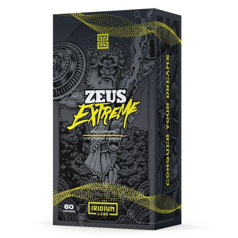 Zeus Extreme 60 Caps. - Iridium Labs