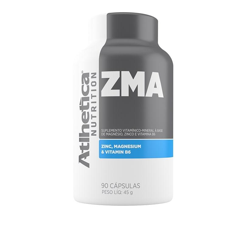 ZMA 90 Caps - Atlhetica Nutrition