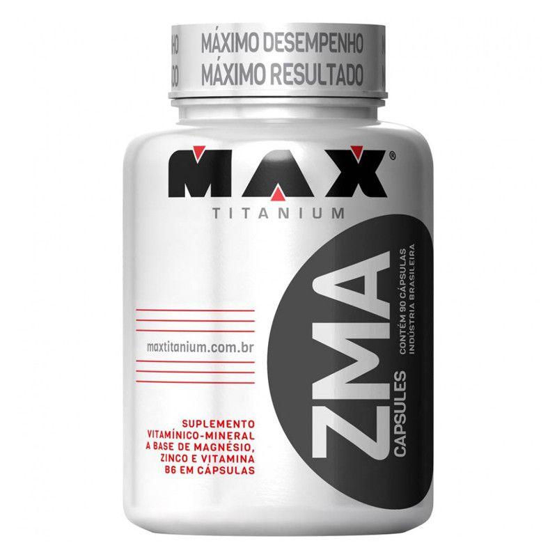 ZMA 90 Caps. - Max Titanium