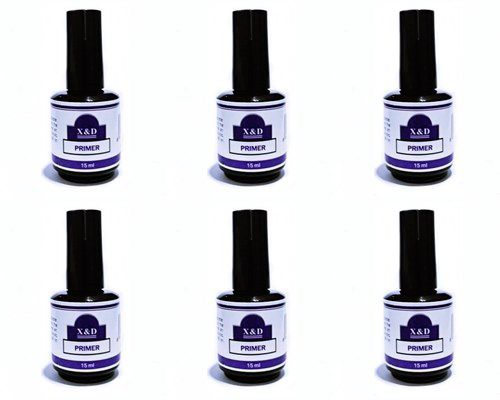 06 Primer Led Uv X&D 15ml Unhas Gel Acrigel X & D