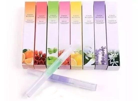 10 Óleo Hidratante Cutícula Fragrâncias Sortidas