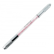 Caneta Manual Microblading Tebori Com Glitter Rosa