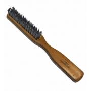 Escovinha Escova Pente Disfarce Madeira Para Cabelo E Barba Barber Pro