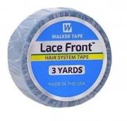 Fita Adesiva Capilar Mega Hair Prótese Lace Front Extra Forte 3 Yards Walker Tape
