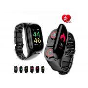 Relógio Smart Watch Fone Bluetooth M1 7 Em 1 Original