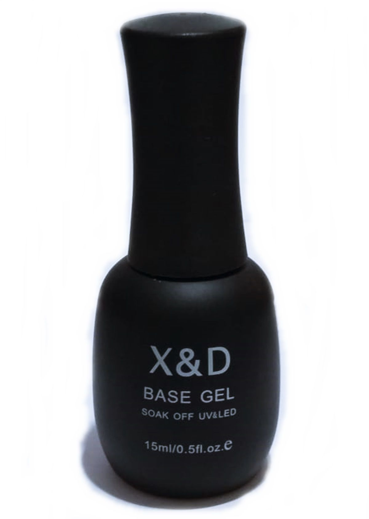 Base Gel Soak Off Led Uv X&D Unha Gel Acrigel 15ml X & D