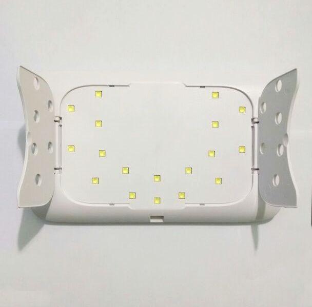 Cabine Led UV 24w SUN Mini3 Plus Bivolt