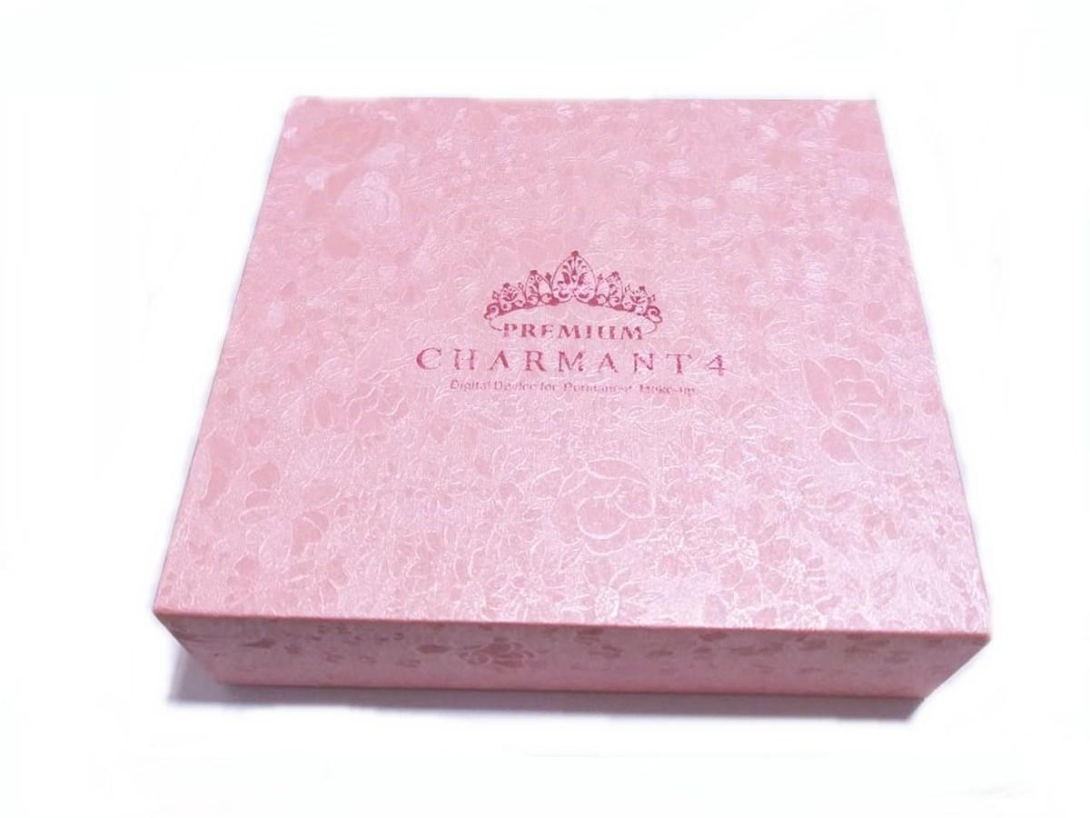 Dermógrafo Charmant Premium 4 Digital Para Micropigmentação Bivolt