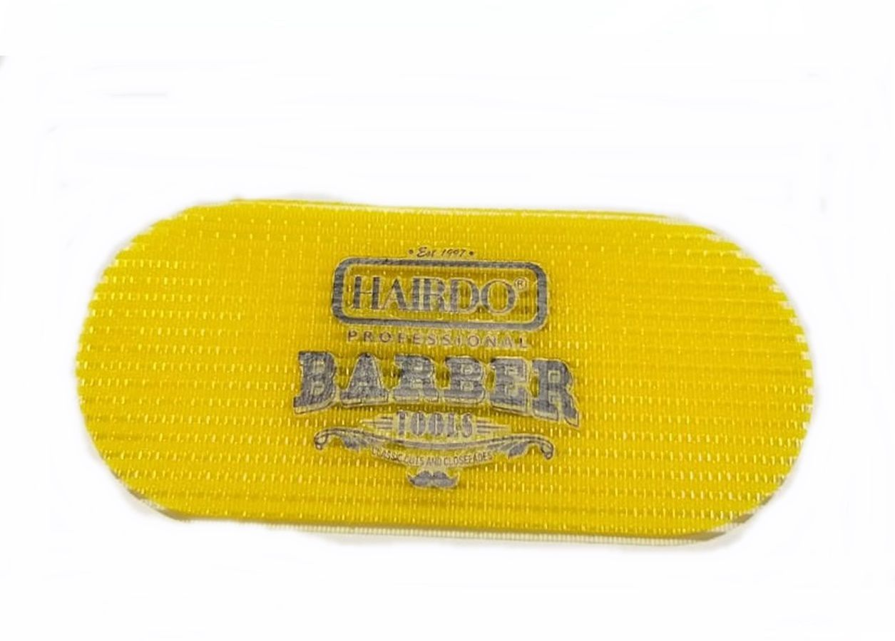 Divisor Prendedor Cabelos Hair Grippers Barber Tools Amarelo