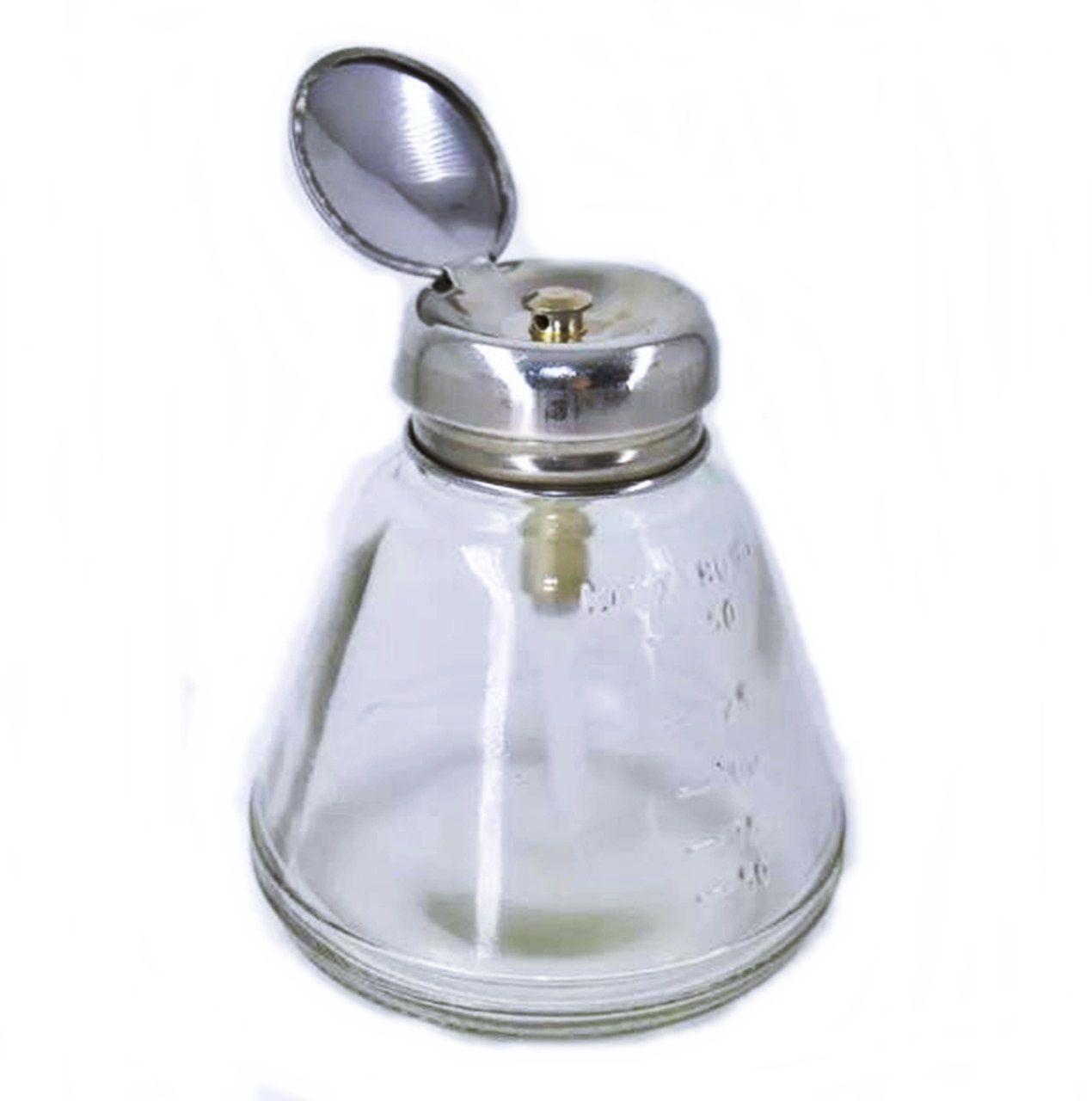 Dosador Porta Acetona Monomer De Vidro Anticorrosivo