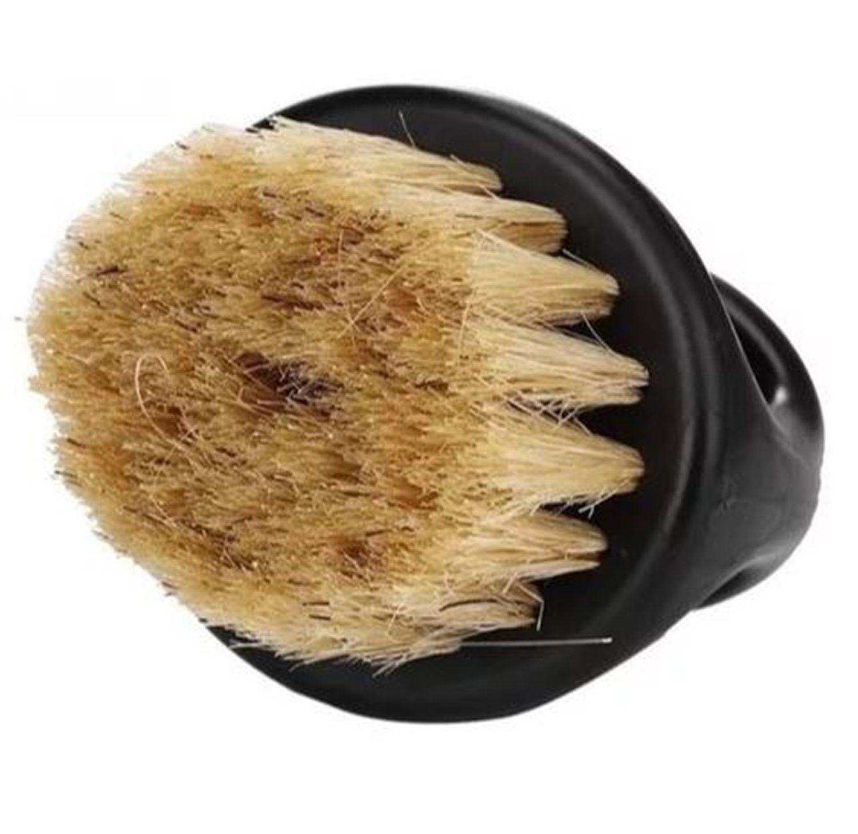 Escovinha Barbeiro Disfarce Cerdas Naturais De Javali