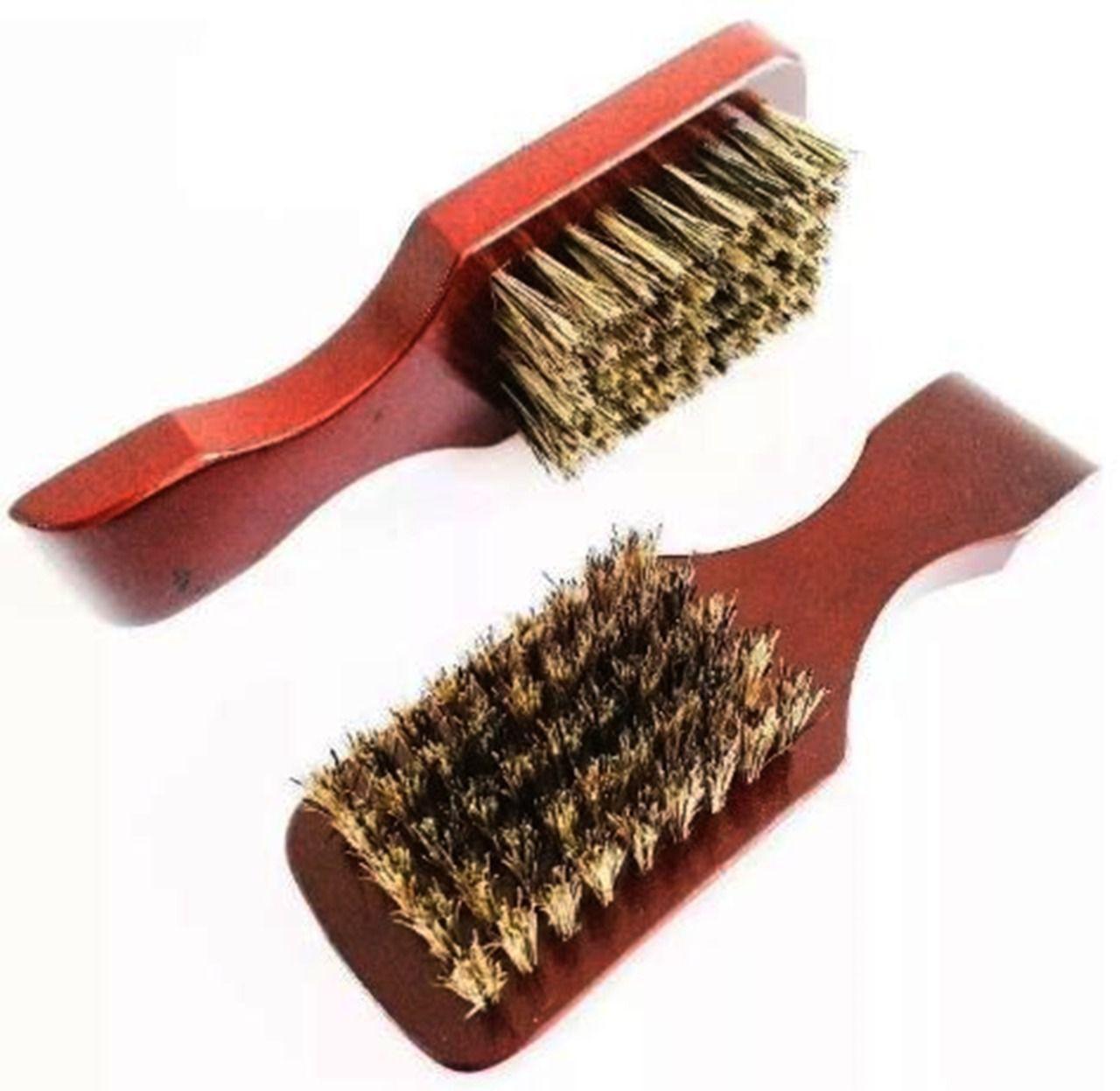Escovinha De Disfarce Para Barbeiro Escova De Pelo De Javali