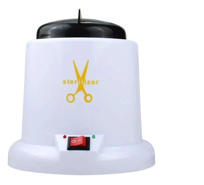 Esterilizador Elétrico Microsfera Alicate Manicure Tesoura 110v