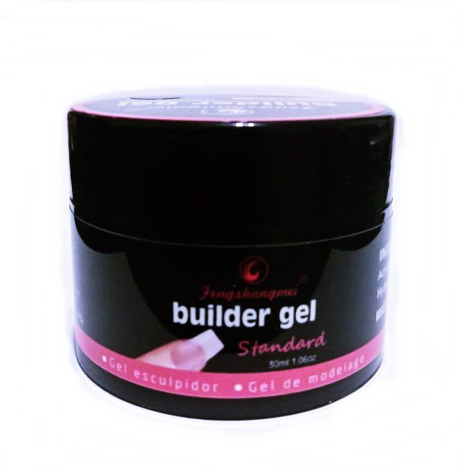 Gel Clear 001 Builder Gel Led Uv Fengshangmei 30gr